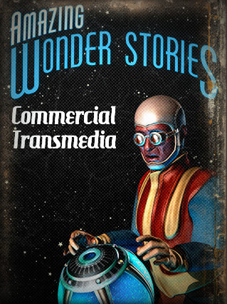 Cover image for Commercial Transmedia